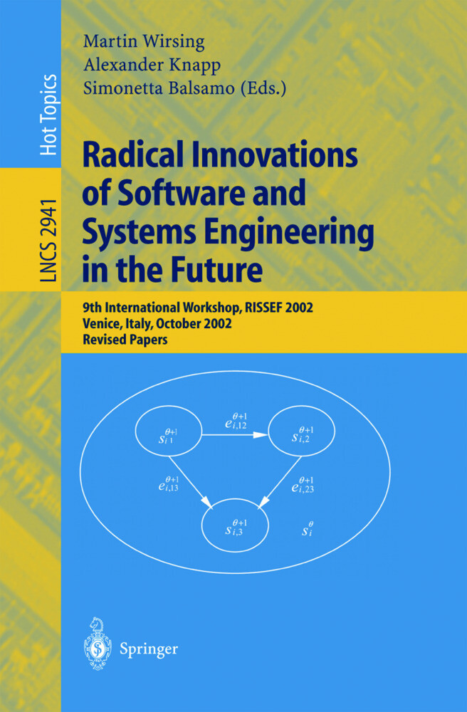 Radical Innovations of Software and Systems Engineering in the Future als Buch