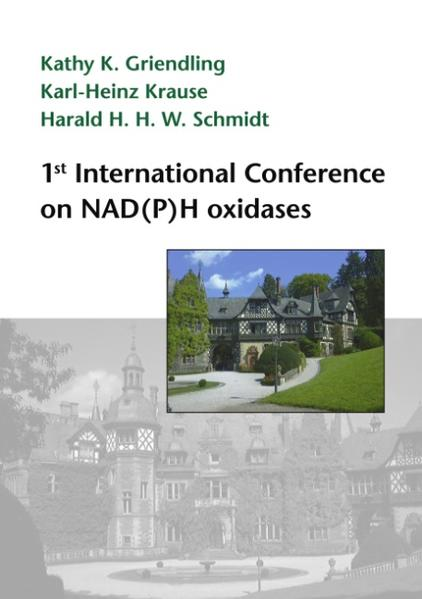 1st International Conference on NAD (P)H oxidases als Buch