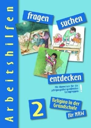 Religion in der Grundschule. Ausgabe für Nordrhein-Westfalen als Buch
