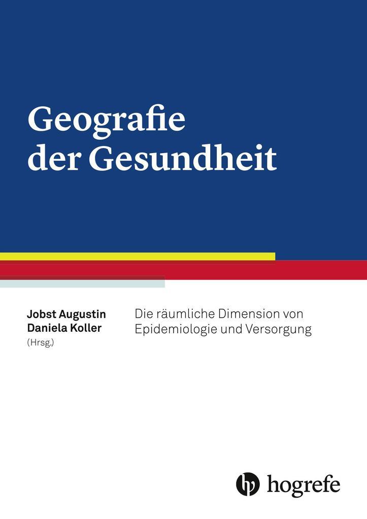 Geografie der Gesundheit als eBook