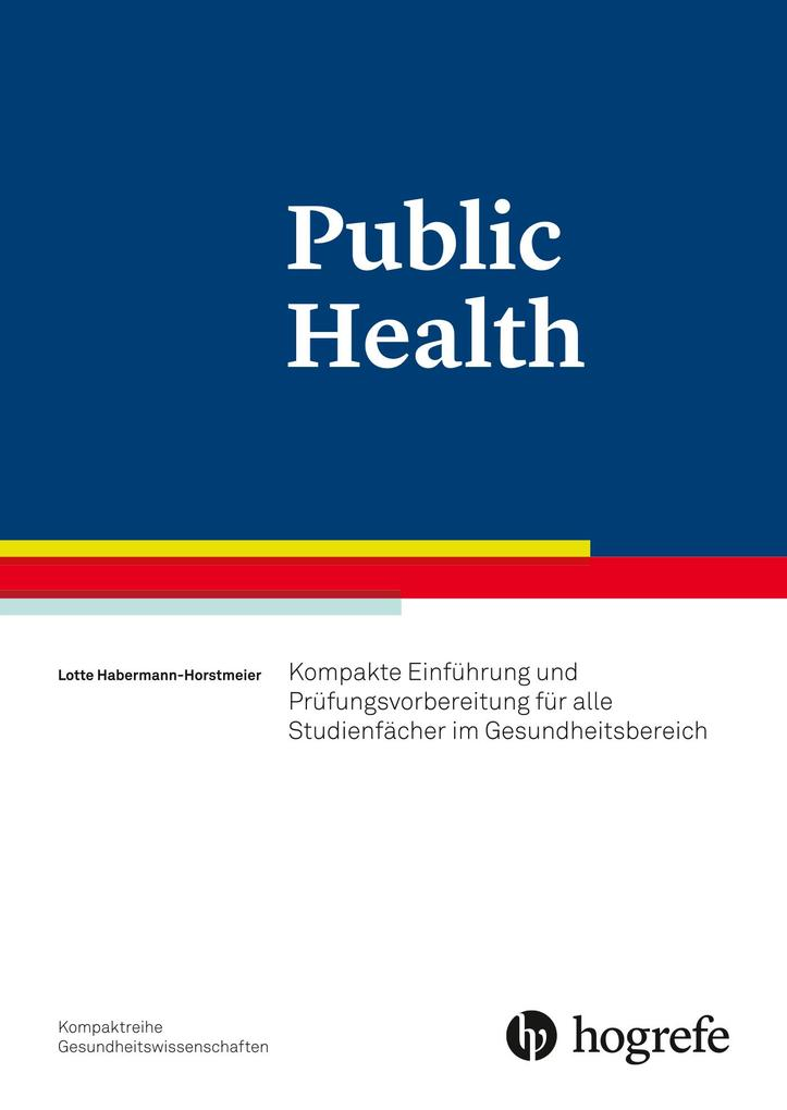 Public Health als eBook