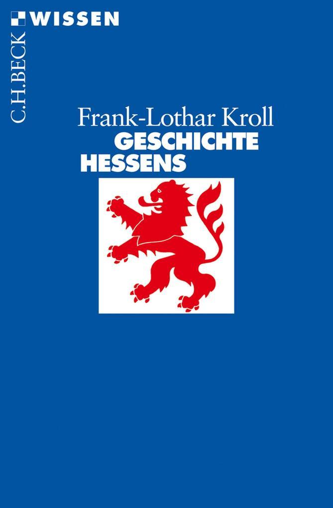 Geschichte Hessens als eBook