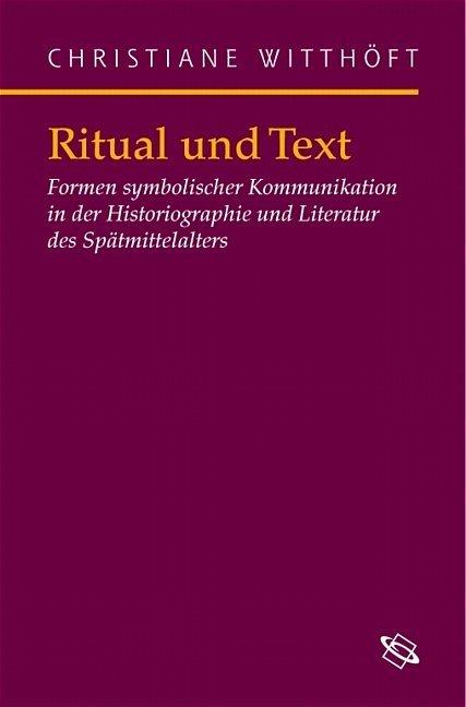Ritual und Text als Buch