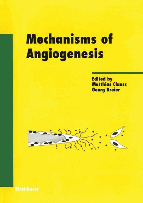 Mechanisms of Angiogenesis als Buch
