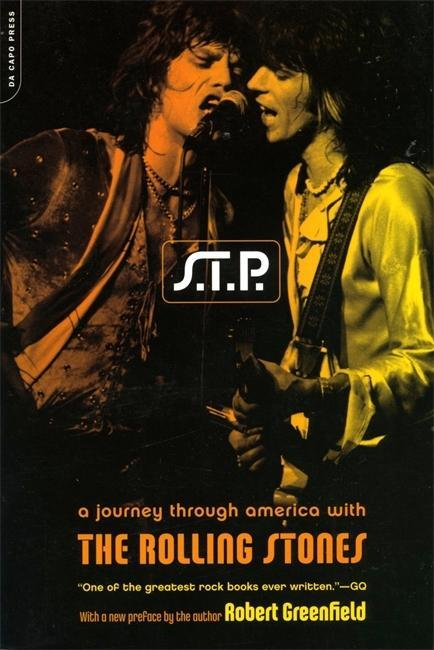 S.T.P.: A Journey Through America with the Rolling Stones als Taschenbuch