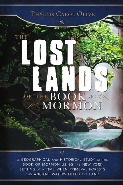 The Lost Lands of the Book of Mormon als Taschenbuch