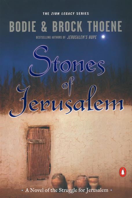 Stones of Jerusalem: A Novel of the Struggle for Jerusalem als Taschenbuch