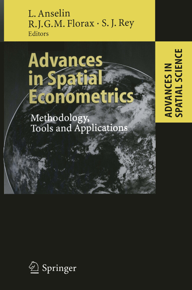 Advances in Spatial Econometrics als Buch