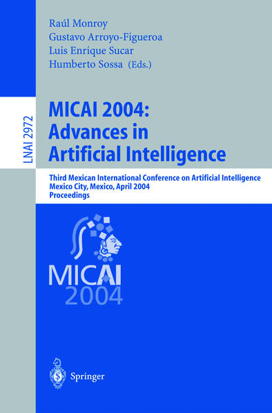 MICAI 2004: Advances in Artificial Intelligence als Buch