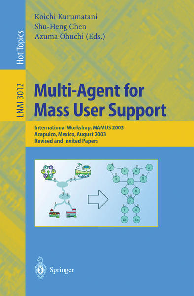 Multi-Agent for Mass User Support als Buch