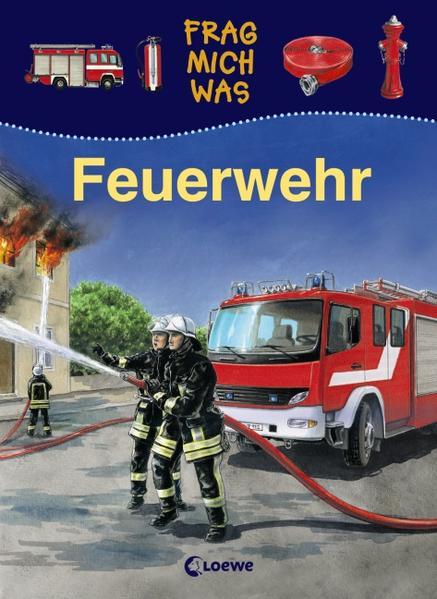 Frag mich was. Feuerwehr als Buch