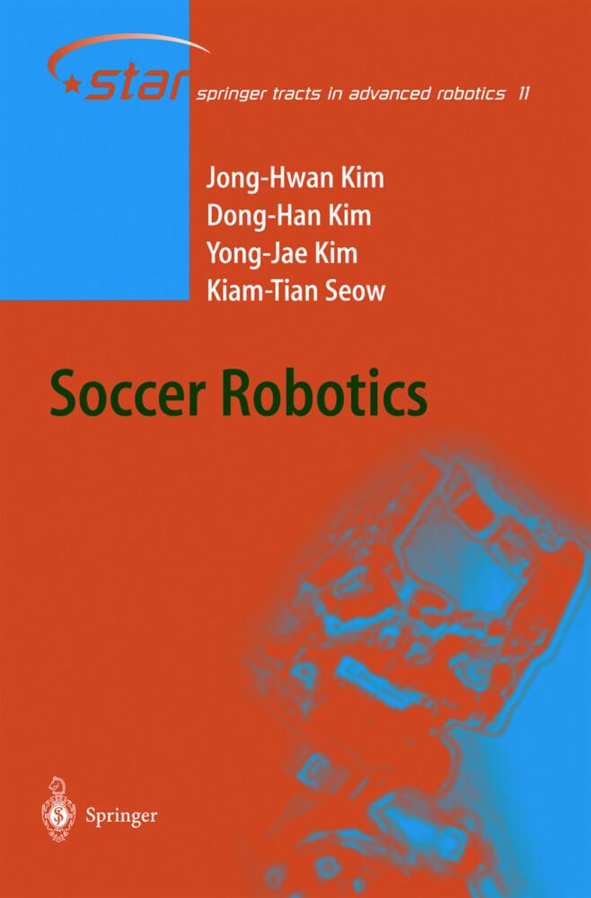 Soccer Robotics als Buch