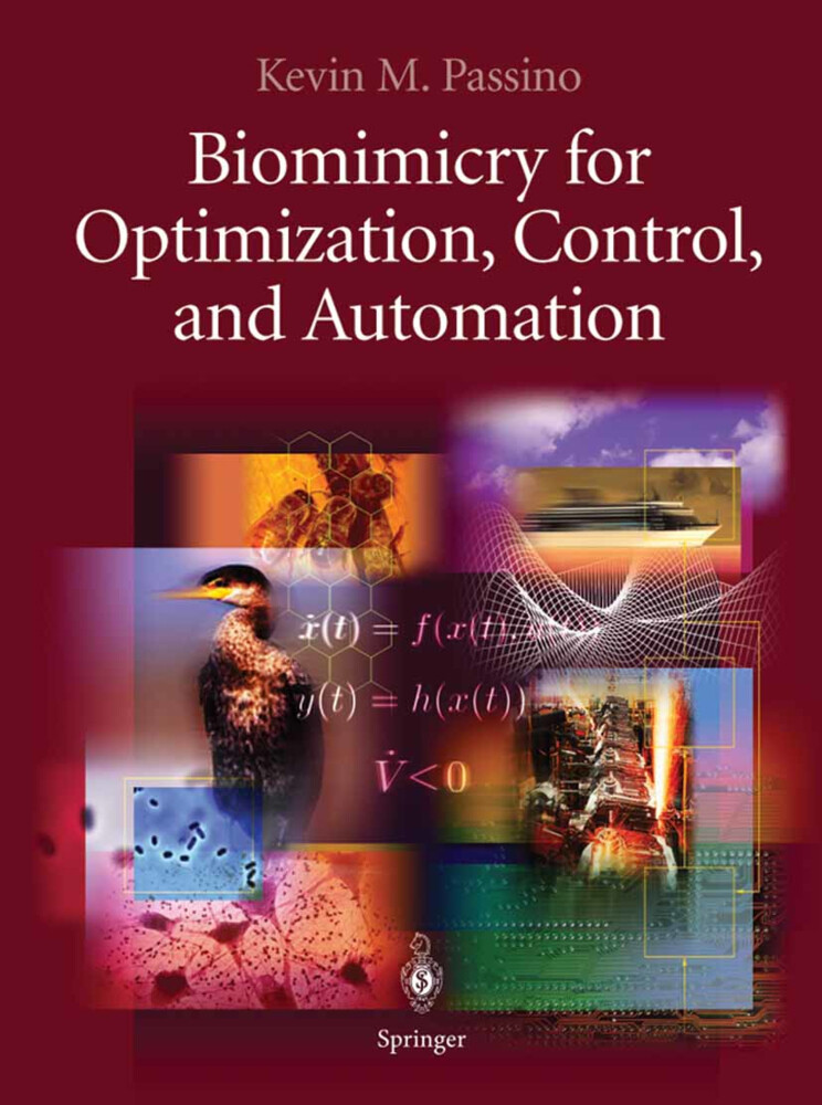 Biomimicry for Optimization, Control and Automation als Buch