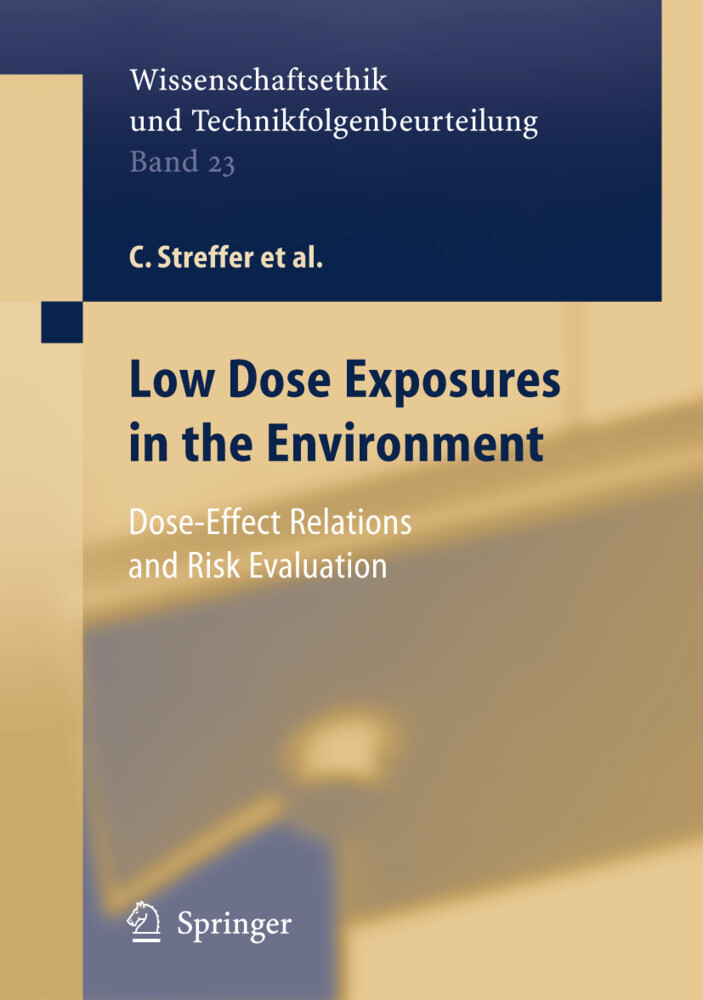 Low Dose Exposures in the Environment als Buch
