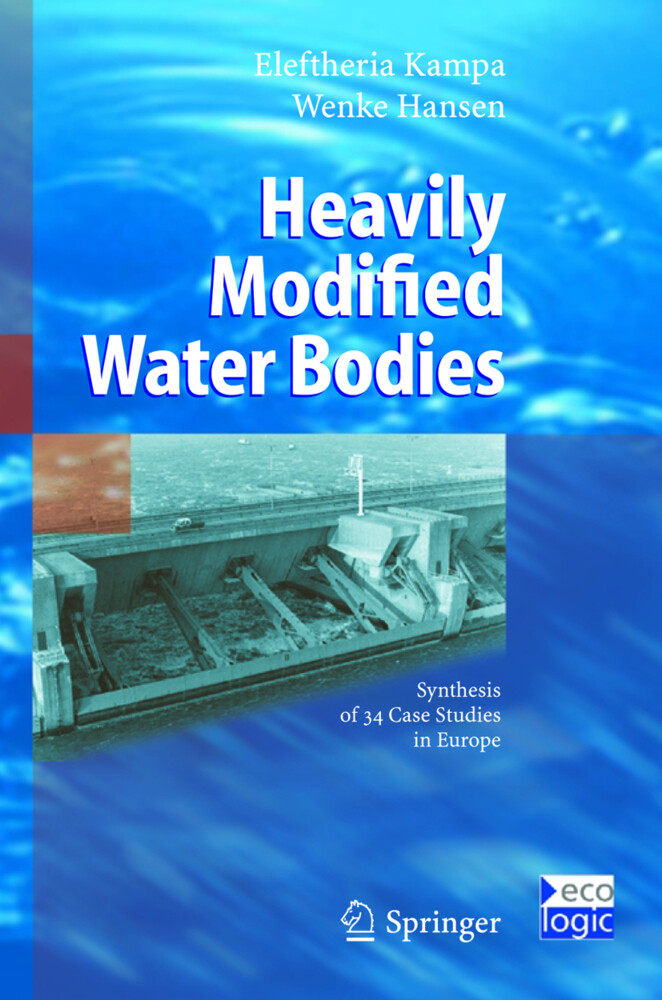 Heavily Modified Water Bodies als Buch