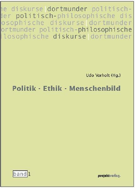 Menschenbild und Politik als Buch