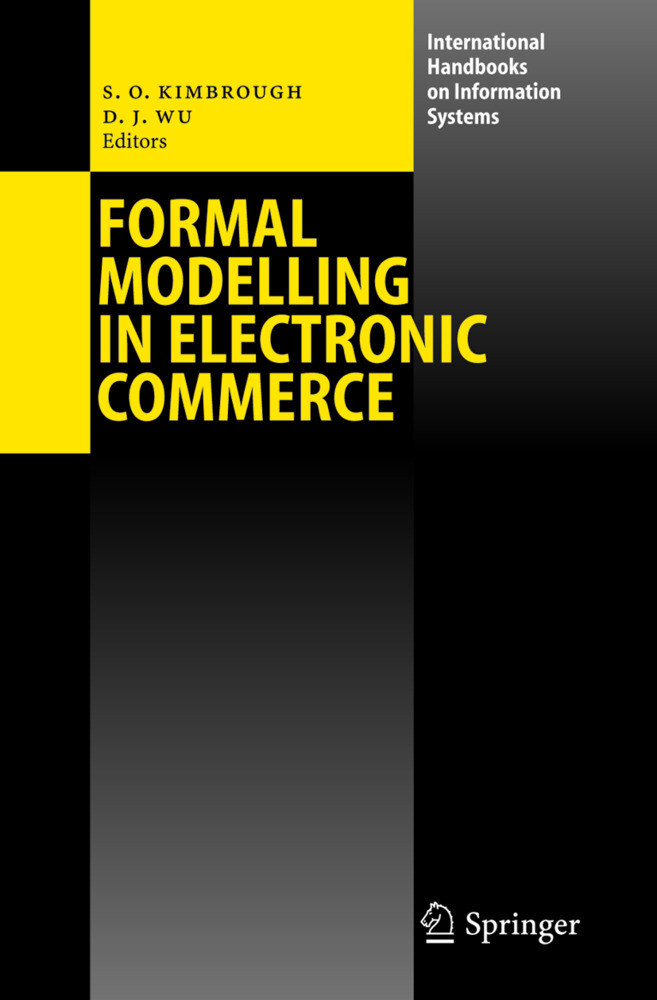 Formal Modelling in Electronic Commerce als Buch