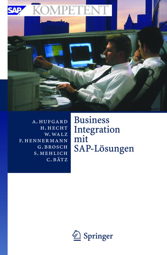 Business Integration mit SAP-Lösungen als Buch