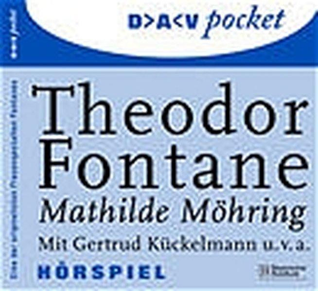 Mathilde Möhring. 2 CDs als Hörbuch