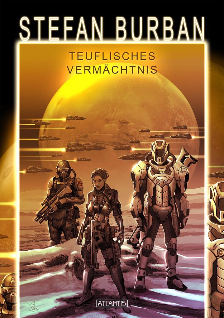 Das gefallene Imperium 3: Teuflisches Vermächtnis als eBook