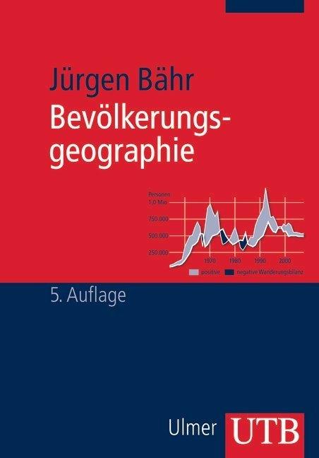 Bevölkerungsgeographie als Buch