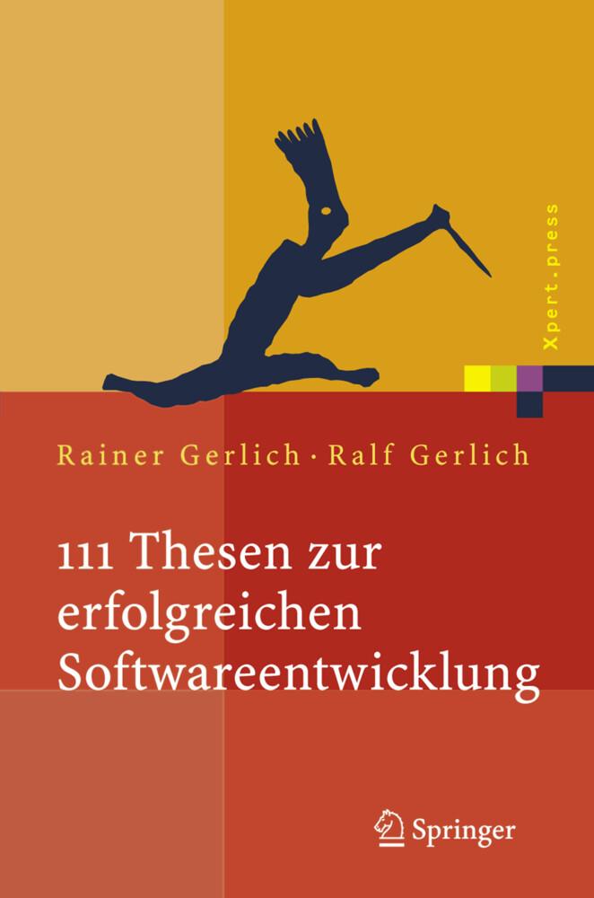 111 Thesen zur erfolgreichen Softwareentwicklung als Buch