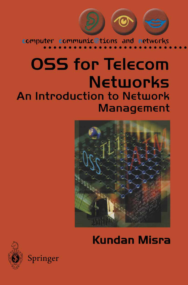 Oss for Telecom Networks als Buch