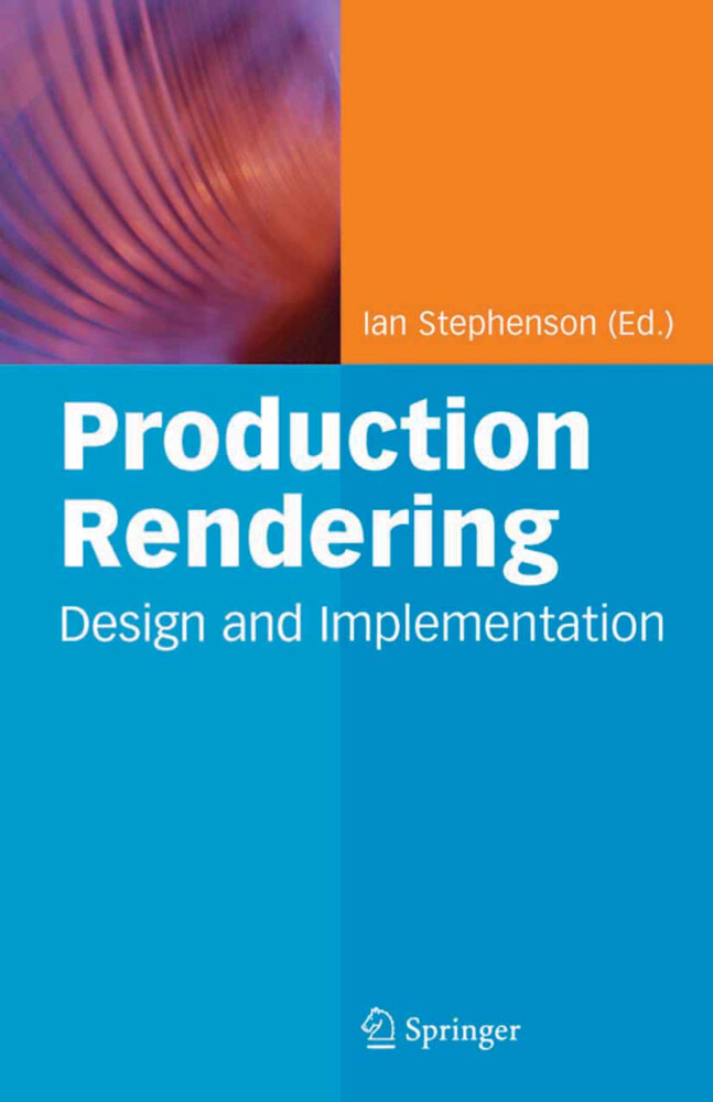 Production Rendering als Buch