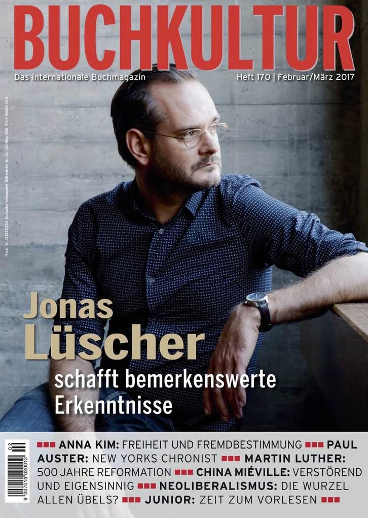 Buchkultur Magazin Nr. 170 als eBook