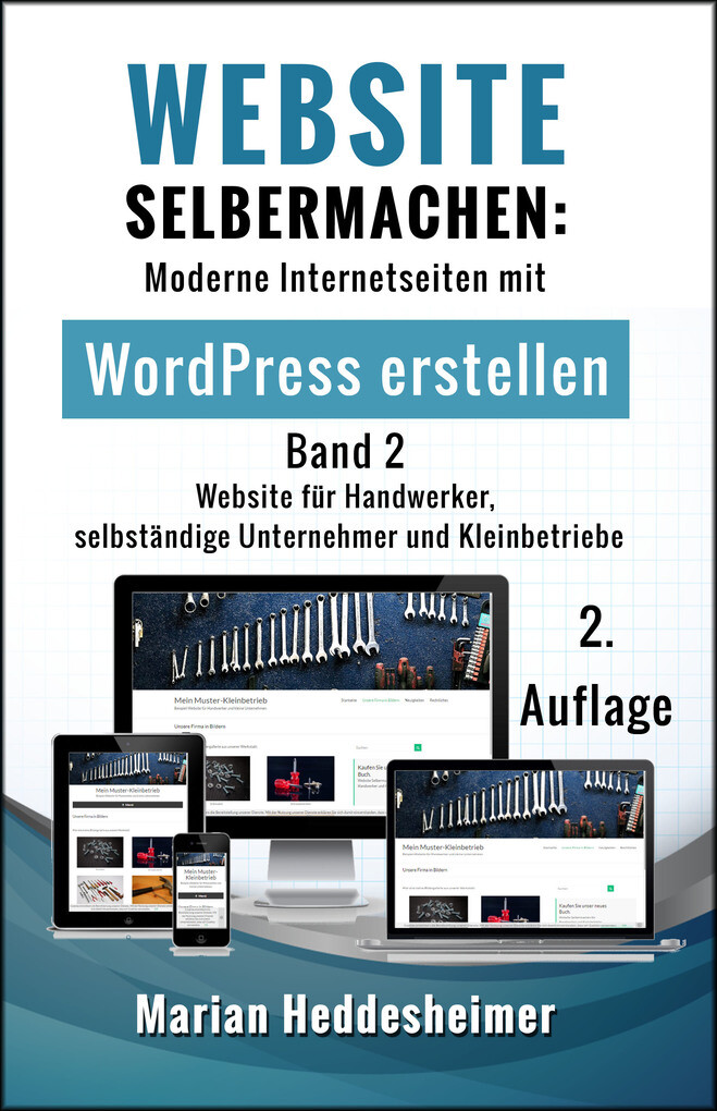 Website Selbermachen (Band 2) als eBook