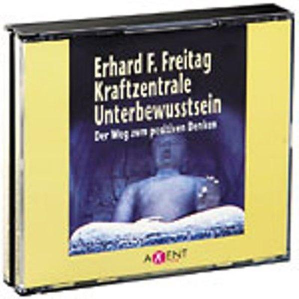 Kraftzentrale Unterbewußtsein. 3 CDs als Hörbuch
