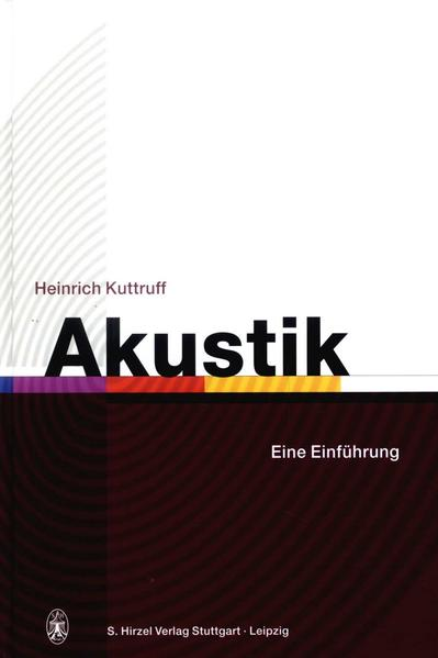 Akustik als Buch (gebunden)