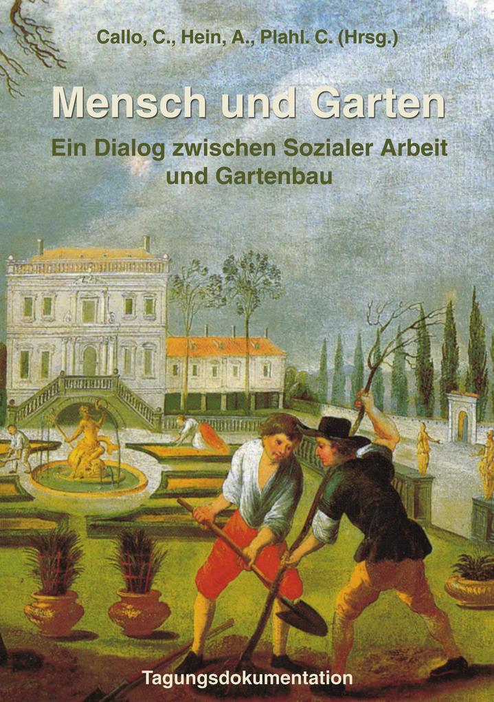 Mensch und Garten als Buch