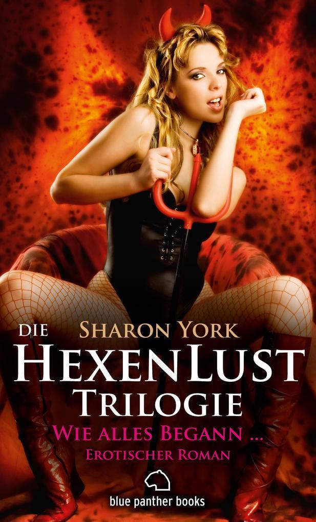Die HexenLust Triologie - Wie alles begann | Erotischer Roman (Dominanz, paranormale Erotik, Liebesgeschichte) als eBook