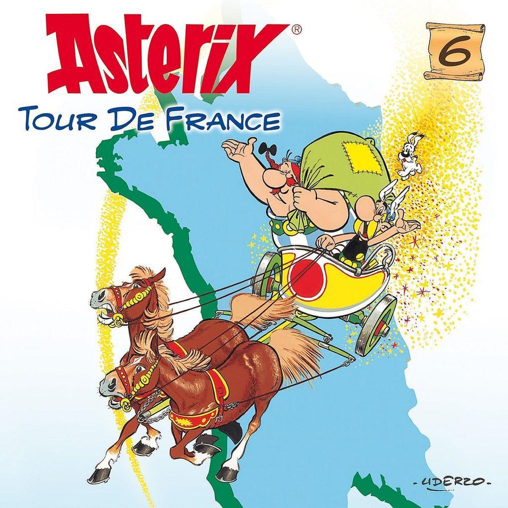 06: TOUR DE FRANCE als Hörbuch