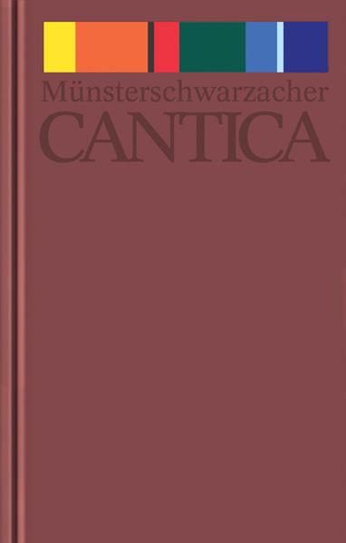 Münsterschwarzacher Cantica als Buch