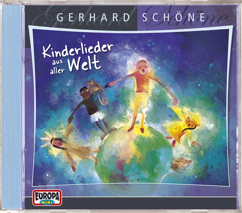 Kinderlieder aus aller Welt. CD als Hörbuch