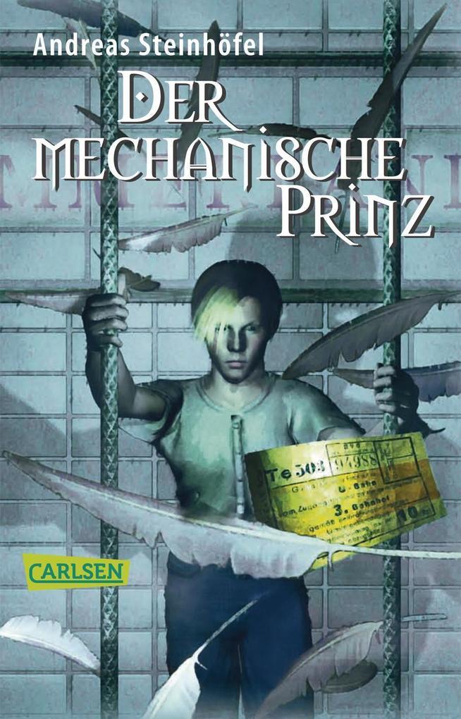 Der mechanische Prinz als Taschenbuch
