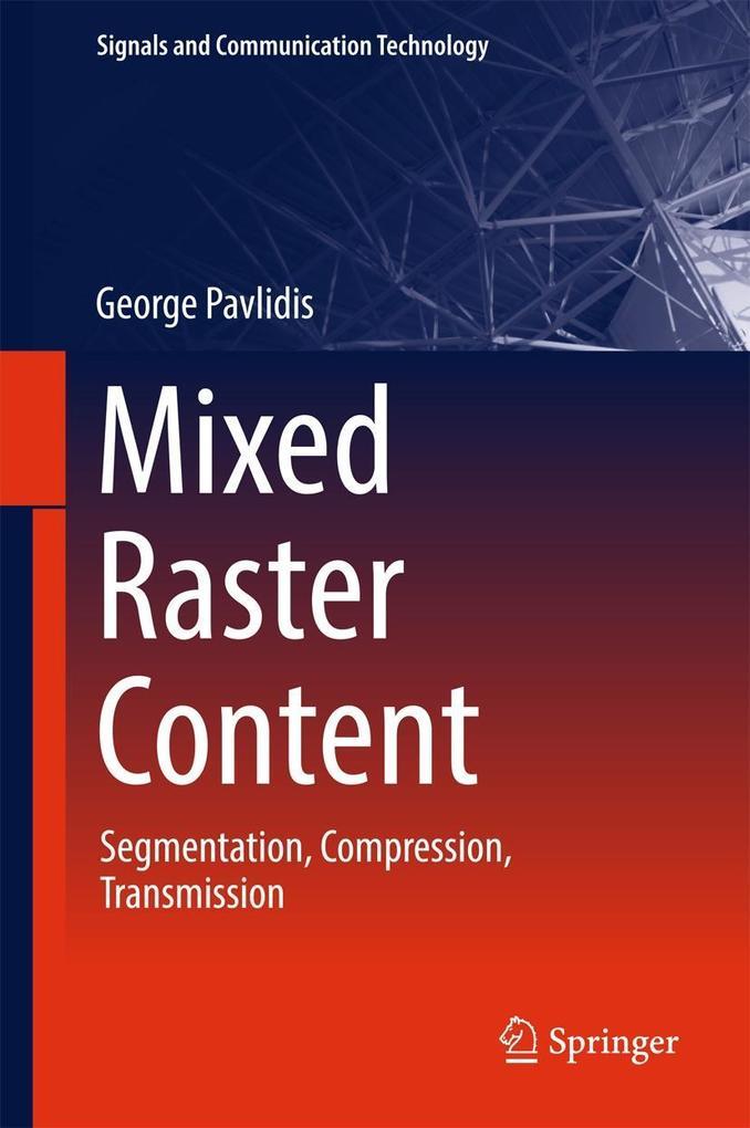 Mixed Raster Content als eBook von George Pavlidis