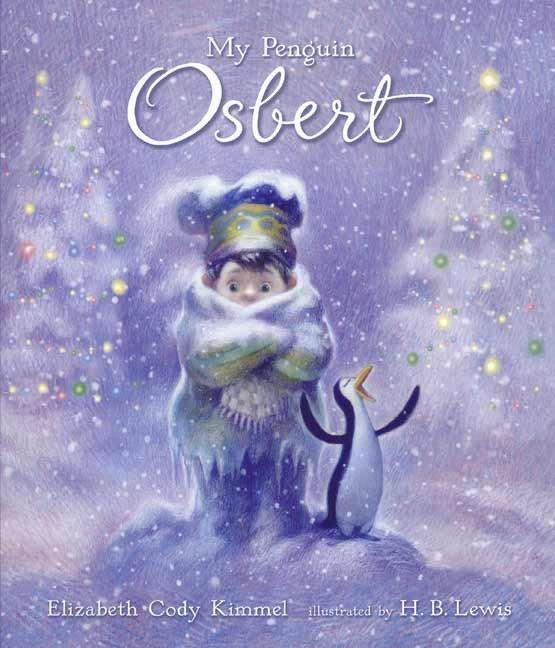 My Penguin Osbert als Buch