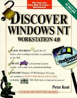 Discover Windows NT Workstation 4.0 als Taschenbuch