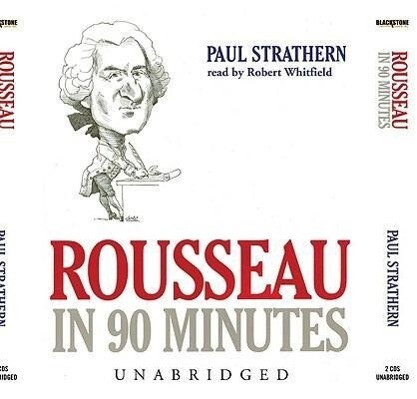 Rousseau in 90 Minutes als Hörbuch