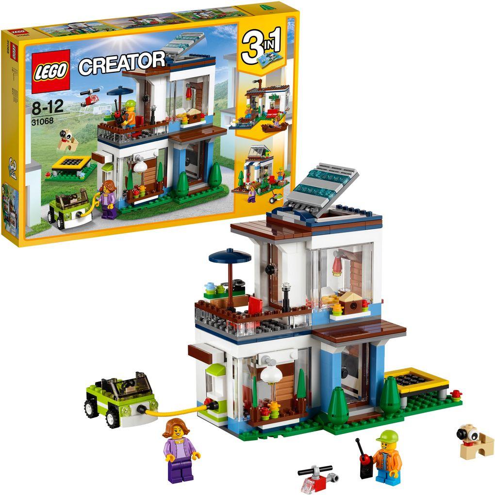 LEGO® Creator - 31068 Modernes Zuhause (Spielwaren)