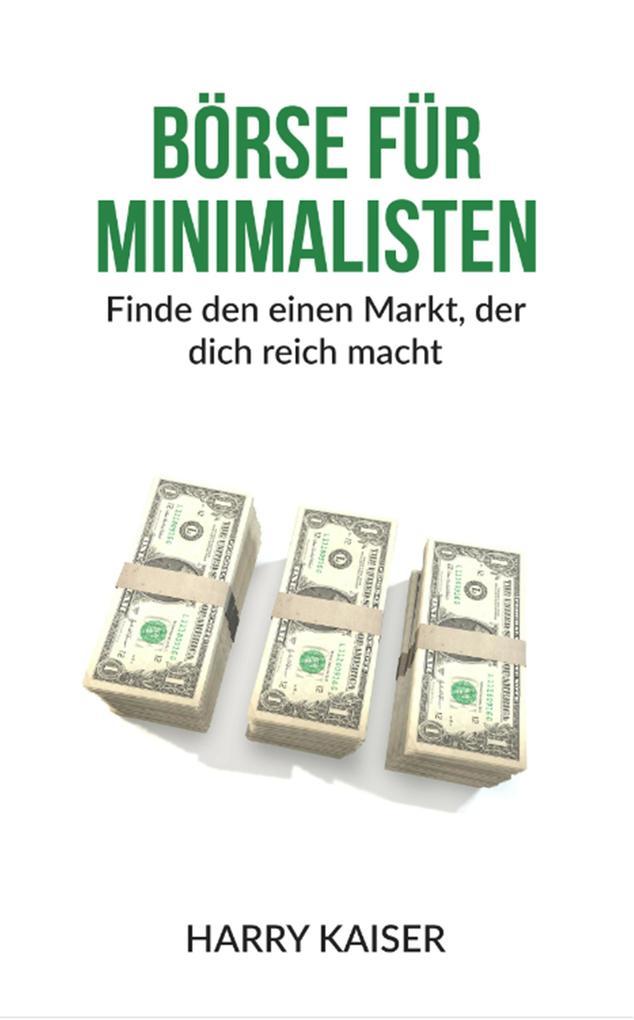 Börse für Minimalisten als eBook
