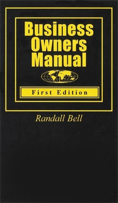 Business Owners Manual als Taschenbuch