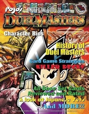 Pojo's Guide to Duel Masters als Taschenbuch