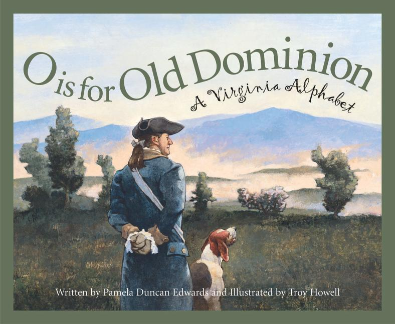 O Is for Old Dominion als Buch