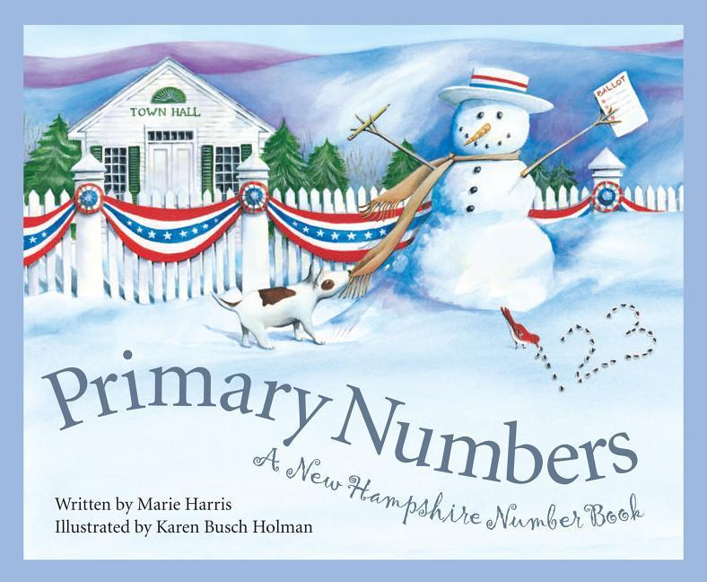 Primary Numbers: A New Hampshire Number Book als Buch
