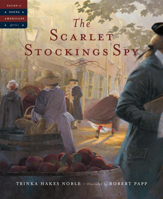 The Scarlet Stockings Spy als Buch