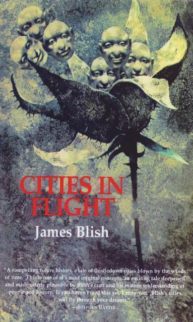 CITIES IN FLIGHT als Taschenbuch